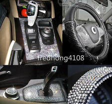 1000 4mm Silver Crystal Diamond Rhinestone Car/Mobile/PC Scrapbooking Sticker d