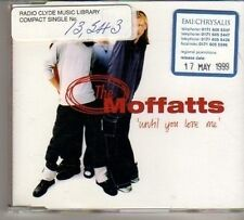 (BN861) The Moffatts, Until You Love Me - 1999 DJ CD