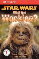 Star Wars: What Is A Wookiee? (DK Readers, Level 1), Buller, Laura, Good Book