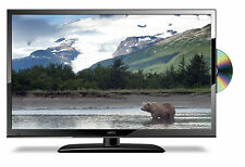 "Cello 20"" Inch 12 Volt Digital Freeview LED HD TV w/ Built in  DVD Player 12V"