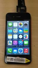 Qualità ORIGINALE RICAMBIO SCHERMO LCD Digitizer ORIGINALE PER IPHONE 4S NERO