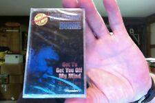 Solomon Burke- Got To Get You Off My Mind & Other Hits- new/sealed cassette tape
