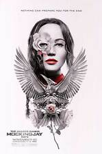 """Hunger Games :Mockingjay pART 2 Adv G Single Sided 27""""x40' inch Movie Poster"""