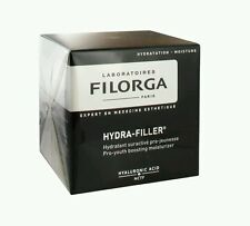 Filorga HYDRA FILLER Pro Youth-Boosting Moisturizer 50 ml *New / Retail Sealed*