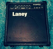 Hard to Find VG+ Laney HC25B Bass Guitar Amplifier Amp Combo Great Amp!