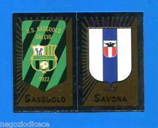 [GCG] CALCIATORI 2002-03 Figurina-Sticker n. 692 - SASSUOLO SAVONA SCUDETTO-New