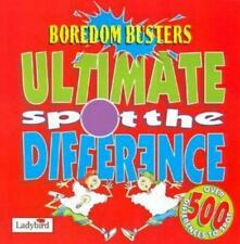 Boredom Busters : Ultimate Spot the Difference (1999, Paperback)