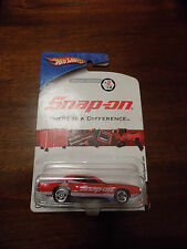 New In the Package Snap-On Tools Hot Wheels 1971 Plymouth GTX Car