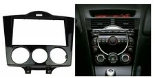 2 din audio stereo panel dash installation kit fascia for Mazda RX8 2004-2008