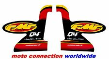 FMF Q4 REPLACEMENT WRAP DECAL STICKER GENUINE FMF OFFICIAL EXHAUST GRAPHIC