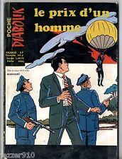 DIABOLIK POCHE n°50 ~+~ LE PRIX D'UN HOMME ~+~ 1977 DE L'OCCIDENT