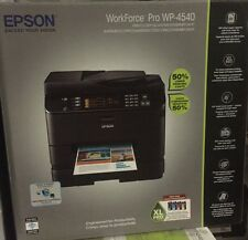 Brand NEW Epson WorkForce Pro WP-4540 All-In-One Inkjet Printer Retail