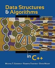 Data Structures and Algorithms in C++ by Goodrich, Roberto Tamassia, Michael...
