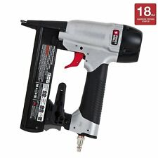 Porter Cable ns150c finish stapler 1.5 inch narrow crown staple gun with case