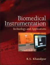 Biomedical Instrumentation: Technology and Applications by Khandpur, R.. 0071447