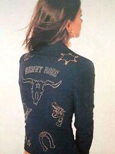 Introvabile Giacca Denny Rose Art 3230 blu Taglia M