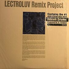 LECTROLUV • Remix Project • Doppio Vinile 12 Mix • EIGHT BALL
