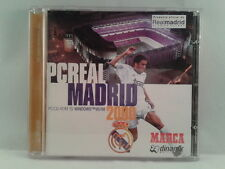 JUEGO PC PC REAL MADRID 2000 CD ROM ESP