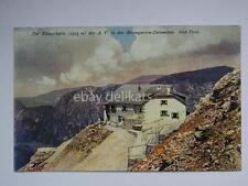 Rifugio Fronza Alle Coronelle KOLNERHUTTE bolzano dolomiti Sudtirol Catinaccio
