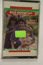 Jose Nogueras Mi Mejor Regalo(Audio Cassette Sealed)