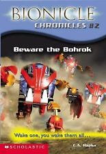 Beware the Bohrok (Bionicle Chronicles #2), C. A. Hapka, 0439501172, Book, Accep