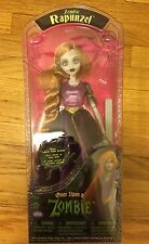 ONCE UPON A ZOMBIE RAPUNZEL DOLL DISNEY VERY RARE NEW IN BOX