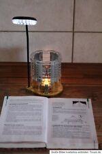 thermoelektrische LED Leselampe LED Leselicht PhysikNeuheit Gadged Geschenk