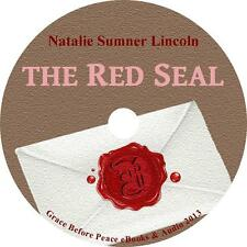 The Red Seal, Natalie Sumner Lincoln Mystery Suspense Audiobook on 1 MP3 CD