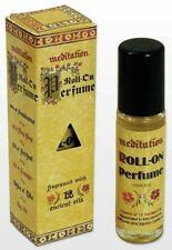 Meditation Range Aust Made-Bend of 12 Essential Oils- 1 X 11 ml Roll on Perfume