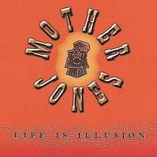 1 CENT CD Life Is Illusion - Mother Jones