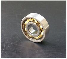 OPEN BALL BEARING SIZE 9x24 x7mm 609 GERMANY GMN HIGH QUALITY OPS OS ENGINE NEW
