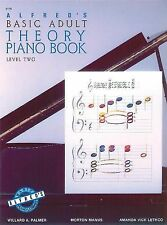 Alfred's Basic Adult Theory Piano Book Level 2 by Am...