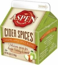 Aspen Mulling Spices Caramel Apple Instant Blend Hot Cider Mulled Wine Tea