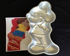 Discontinued 1978 Wilton Mickey Mouse Cake Pan 515-1805