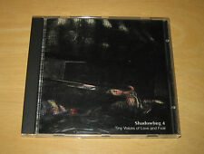 Shadowbug 4 (Randy Greif) - Tiny Voices Of Love And Fear CD rapoon zoviet france