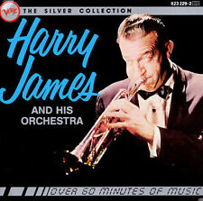 The Silver Collection by Harry James & His Orchestra (CD, Verve)