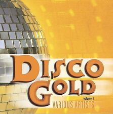 NEW - Disco Gold 1 by Various Artists