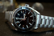 MEN'S OMEGA SEAMASTER PLANET OCEAN 43MM 2016 MODEL S.STEEL 600M  23230442201001