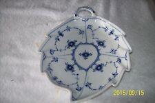 Vintage Royal Copenhagen Blue Fluted Lace Plate Dish 1/144