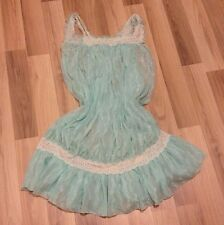 Lingerie Vintage Baby Doll Ethereal Nightdress - 1960s