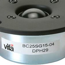 "Vifa BC25SG15-04 1"" Shielded Dome Tweeter"