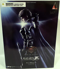 MAN OF STEEL : FAORA-UI FIGURE MADE BY SQUARE ENIX. PLAY ARTS. NO. 4. (TK)