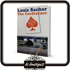 THE CARDTURNER BY LOUIS SACHAR rrp $24.99
