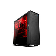 NCORE GALLOPER USB3.0 ATX Middle Tower Full Acrylic Window Computer Case