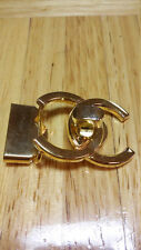 Chanel Small CC Belt Buckle