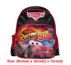 Kids Boy's Disney Cars Lightning McQueen Preschool Childcare School Bag Backpack