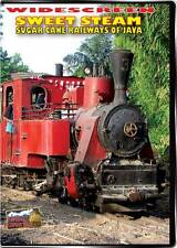 Sweet Steam Sugar Cane Railways of Java Indonesia 2-DVD