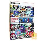 NEW FUJIFILM INSTAX MINI FILM 1PACK (10PCS) / ONE PIECE MARK FOR 8 70 90 25 7S
