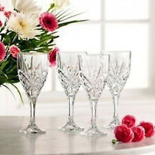 Galway Crystal Abbey Set of Wine Glasses - Boxed Set of 4  - RRP £45