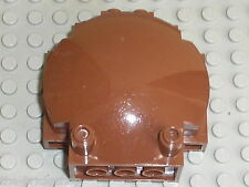 LEGO STAR WARS OldBrown windscreen Canopy 30366 / 7184 Trade Federation MTT